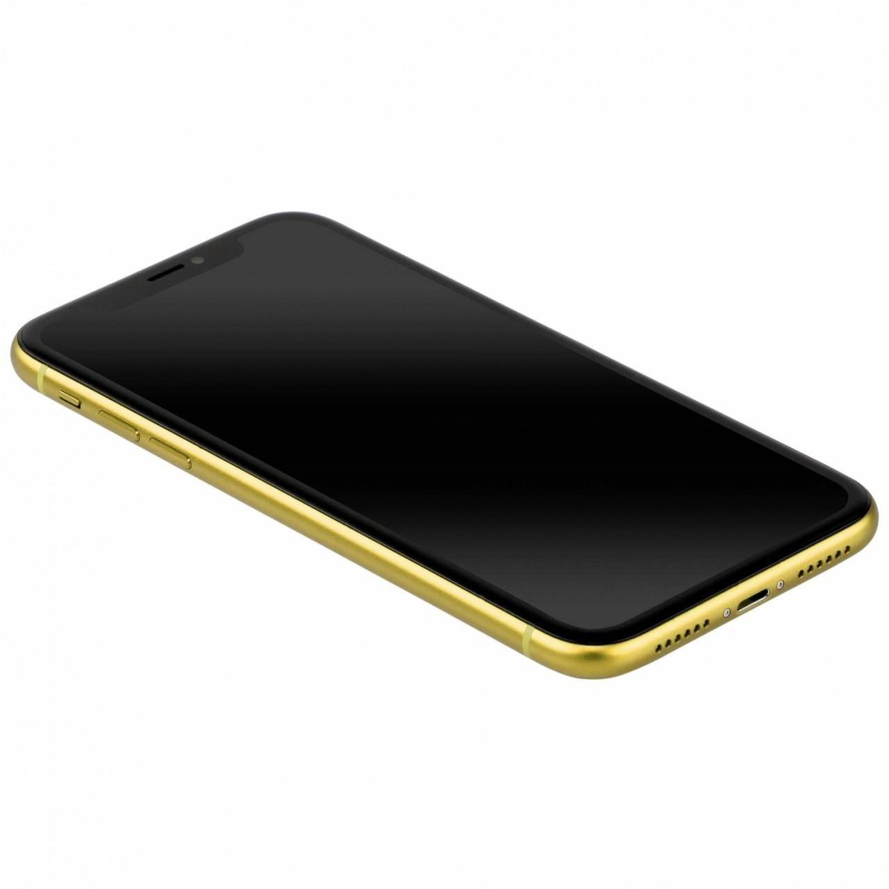Apple iPhone XR 128GB Gelb MH7P3ZD/A