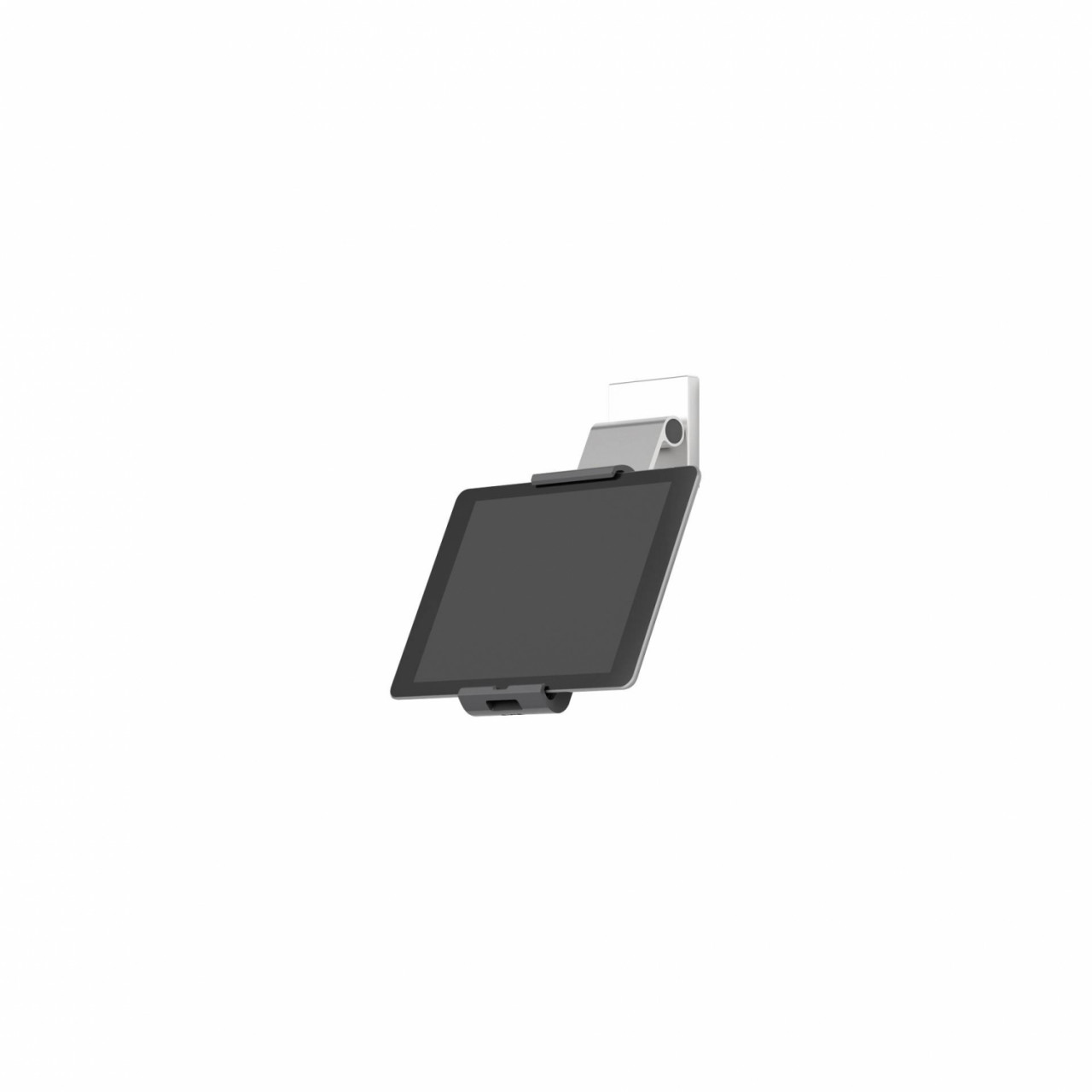 Durable Tablet Holder WALL PRO metallic silber 8935-23