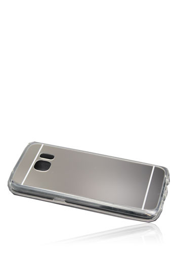 MTM Beauty Back Cover Mirror, Silver, Galaxy S7, MTM Blister