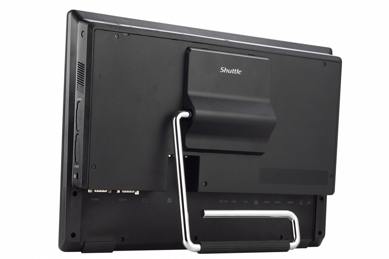Shuttle P51U Black CEL.4205U 65W EXT.