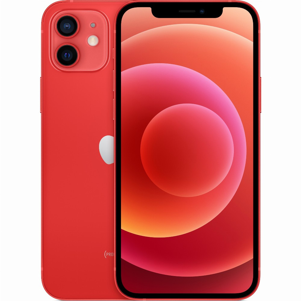 Apple iPhone 12 128GB (PRODUCT)RED MGJD3ZD/A