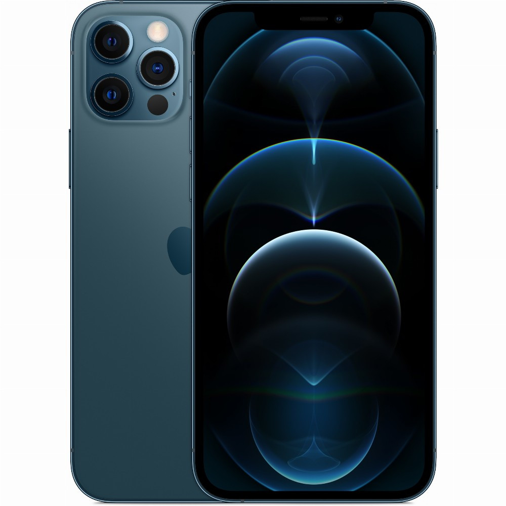 Apple iPhone 12 Pro 256GB Pazifikblau MGMT3ZD/A