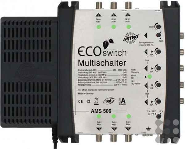 Astro AMS 506 ECOswitch