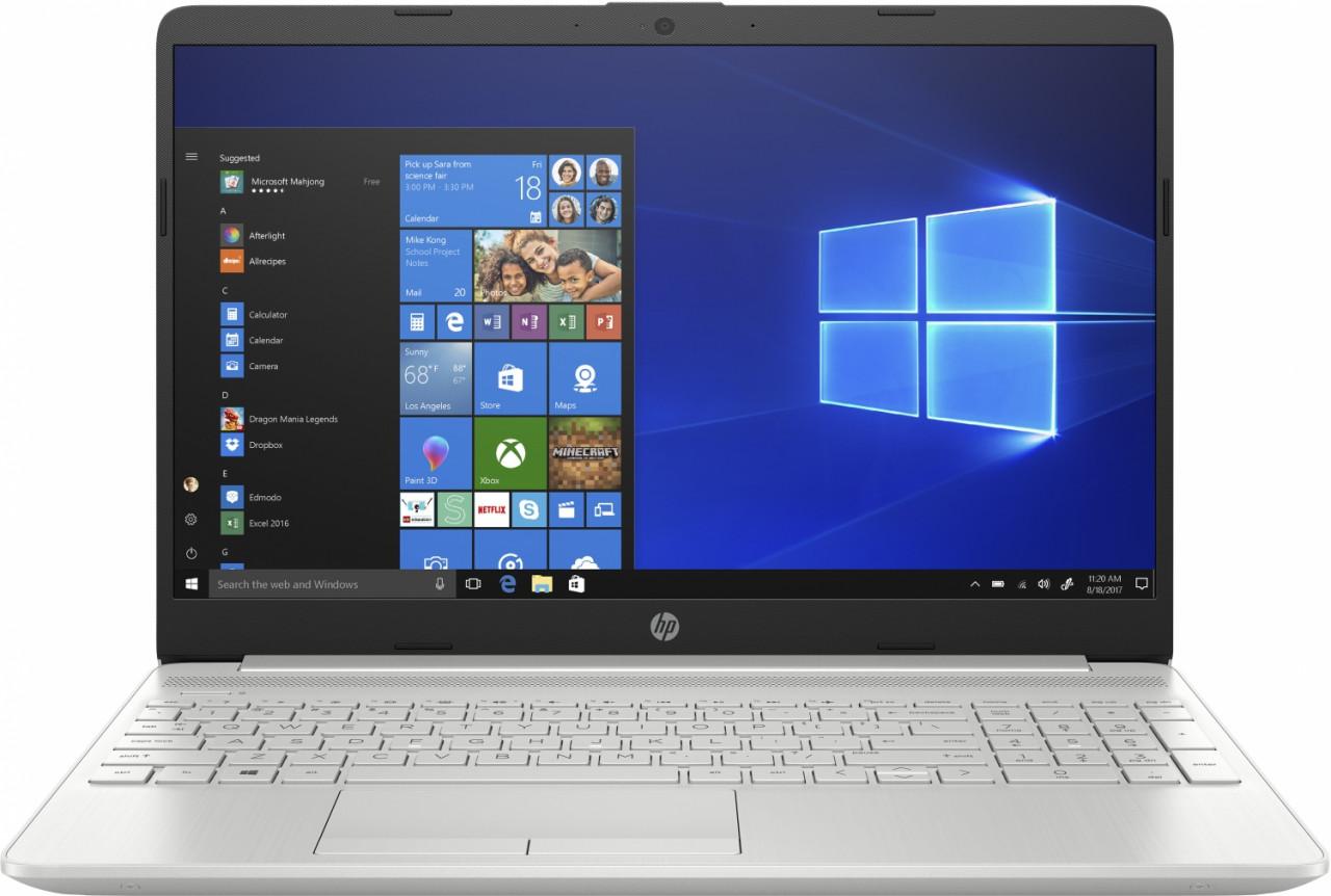HP 15-dw0107ng Notebook 39,6 cm (15.6 Zoll) 1920 x 1080 Pixel Intel® Core™ i5 der achten Generation