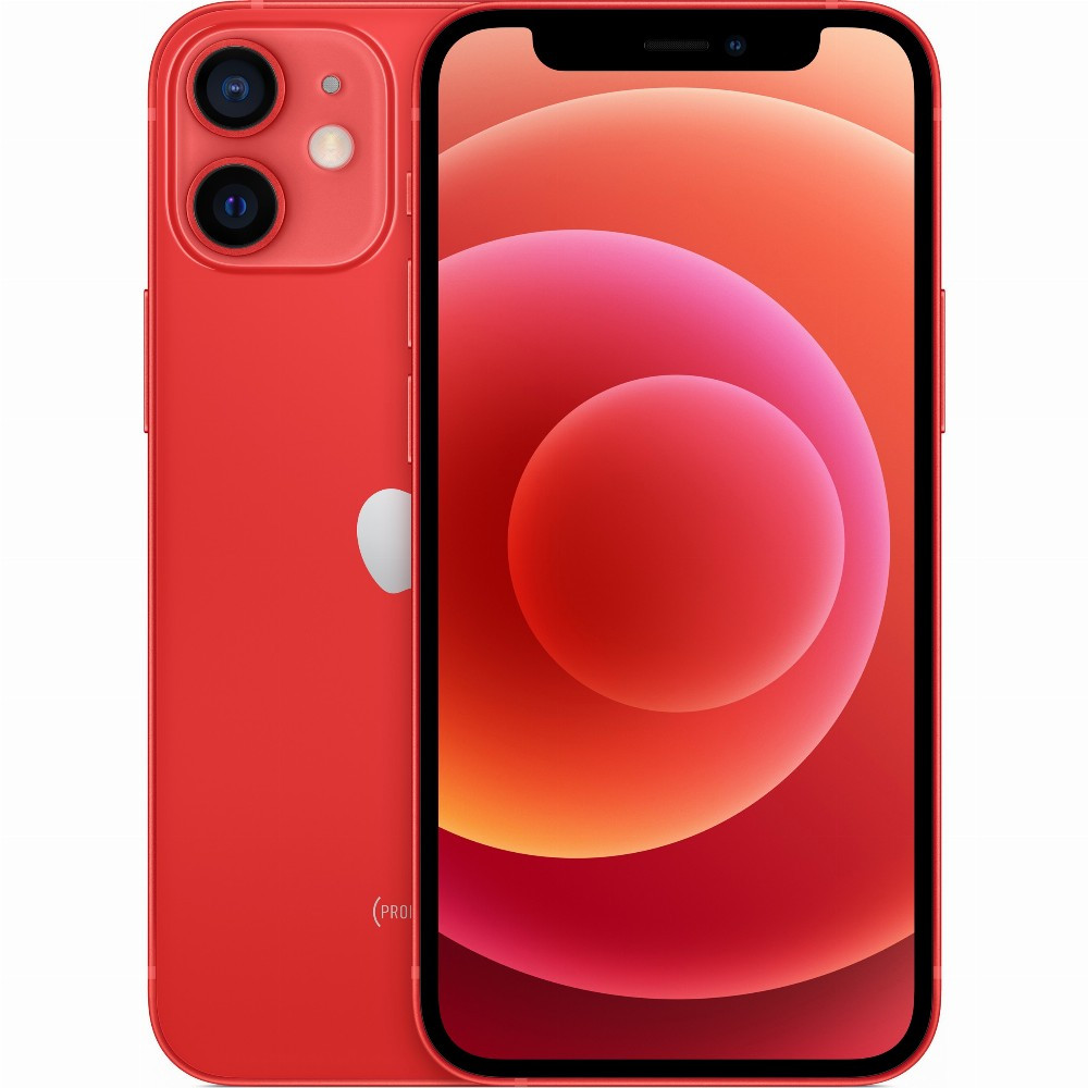 Apple iPhone 12 mini 128GB (PRODUCT)RED MGE53ZD/A