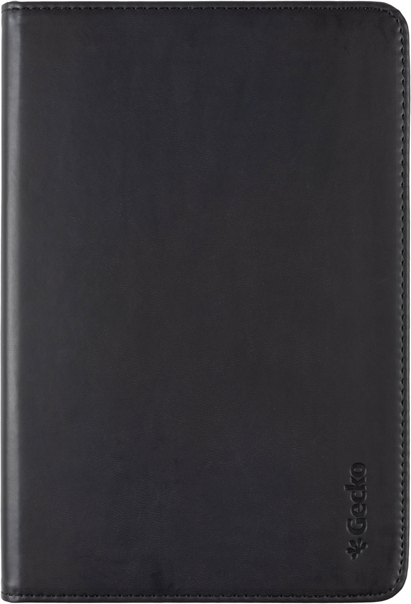 Telco Gecko Covers GeckoCovers Apple iPad Mini 5 7.9 (2019) Easy-Click Cover, schwarz