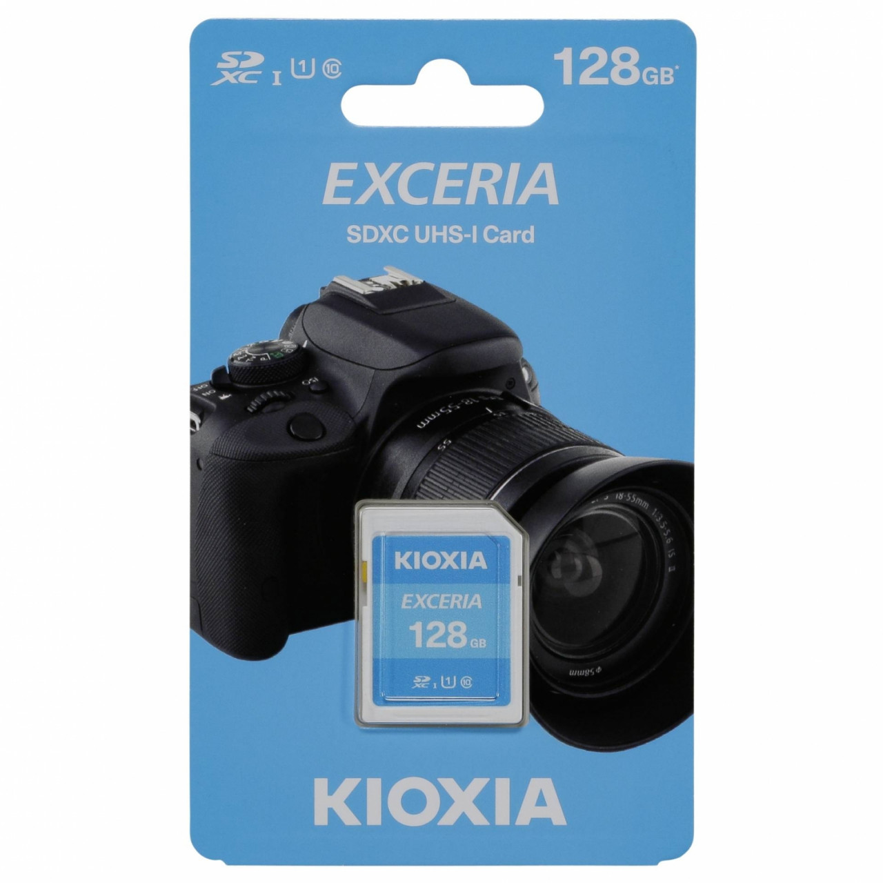 Kioxia Exceria SDXC 128GB Class 10 UHS-1