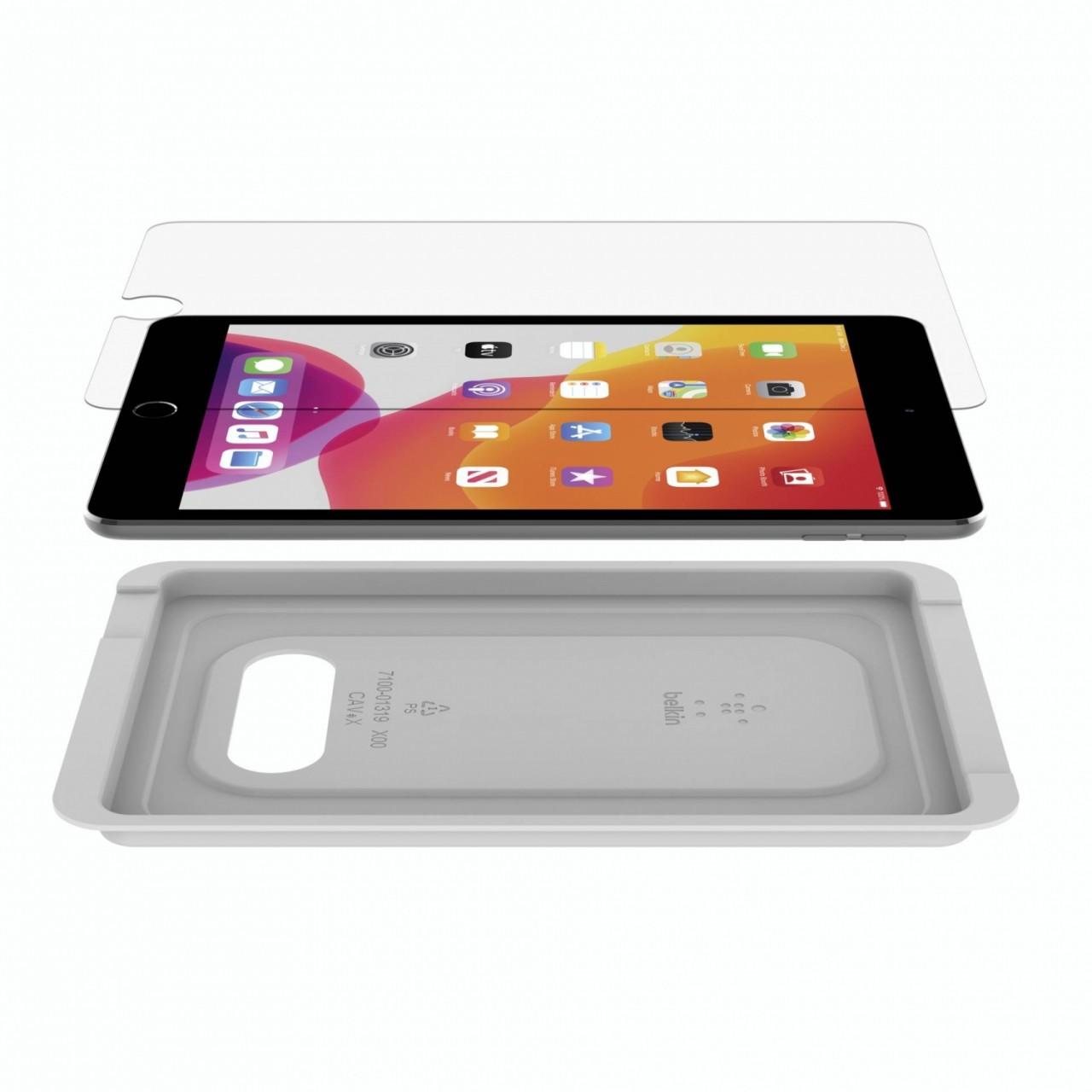 Belkin Screenforce Temp. Glass Displayschutz iPad Mini (2019)