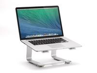 Griffin Elevator Aluminium-Ständer für Apple Macbooks & Notebooks & Laptops silber / transparent