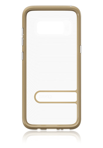 GEAR4 D3O Cover Gold, Greenwich für G955F Galaxy S8 Plus, Blister