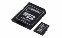Kingston Industrial Temperature Micro SDHC UHS-I 32GB Class 10 Speicherkarte + SD-adapter