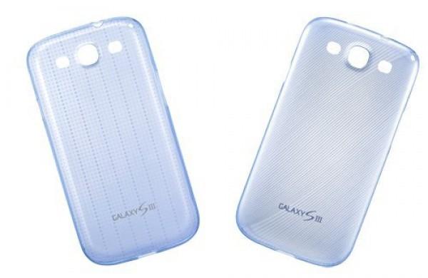 Samsung 2x Ultra Slim Cover EFC-1G6S blau