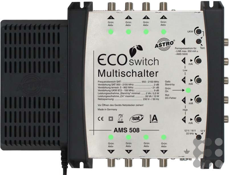 Astro AMS 508 ECOswitch